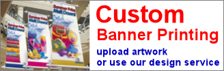 Custom Design Banners