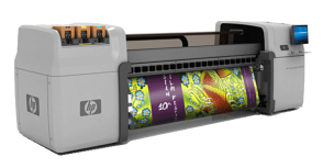 Discount Banners - HP L6550 Large Format Digital Printer
