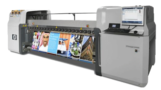 Eco Friendly large format digital printing